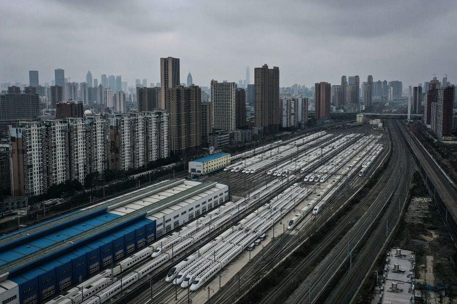 中共病毒瘟疫肆虐 彭博:世界供應鏈開始斷裂