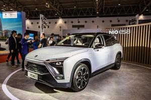 「中國特斯拉」蔚來汽車三年虧172億元