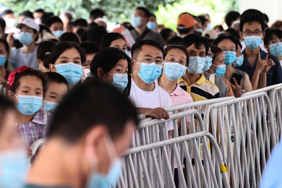 分析:中共掩蓋Delta疫情 真實情況恐更糟