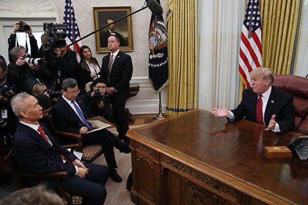 特朗普被讚為中國改革開放「首席倒逼官」