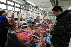 豬瘟惹禍?大陸多地羊肉價格創5年新高