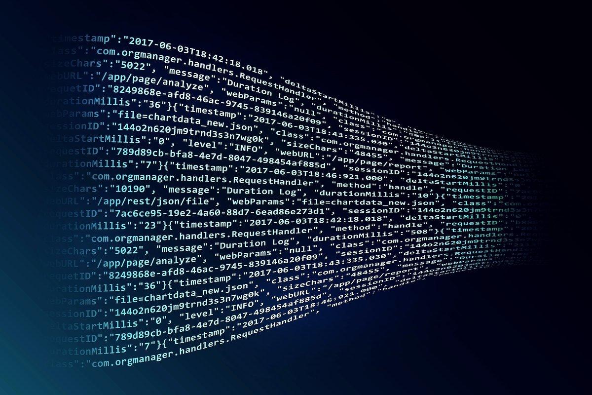 蘇紫雲表示,大師鏈號稱使用區塊鏈技術,但可能不是西方民主國家認知的具有隱匿性的區塊鏈。圖為區塊鏈示意圖。(Pixabay)