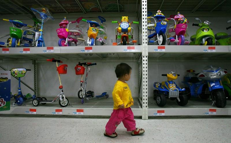 美CBP沒收中國製童裝 中共不斷輸出劣質品