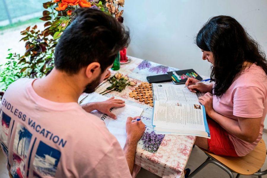 德國今年申請庇護者減少三分之一