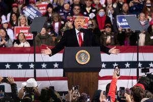 王友群:19州訴諸最高院 特朗普選戰可望逆轉