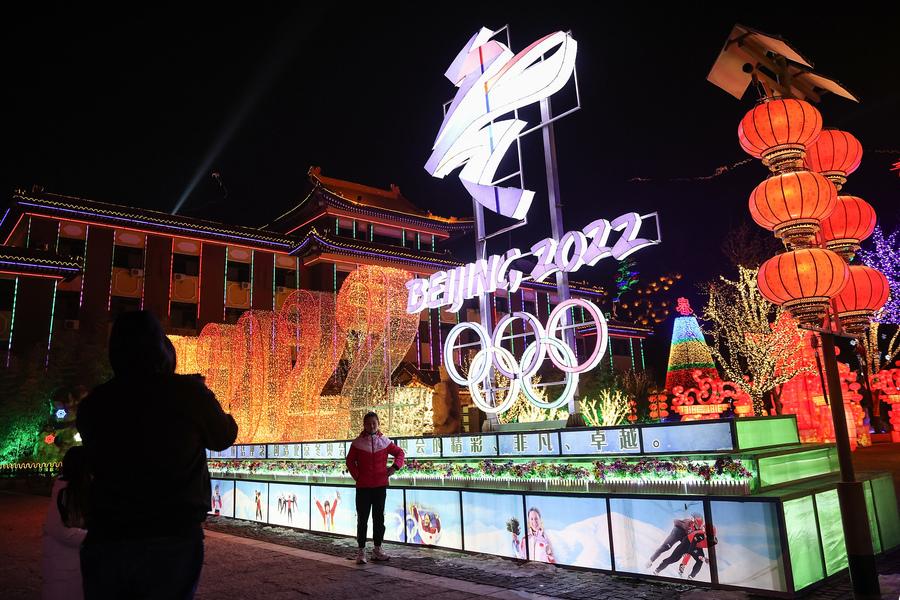 美國務院:就北京冬奧 尋求與盟友協調行動