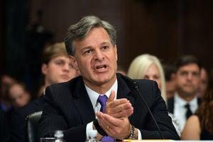 「粟米種子也偷」 FBI局長描繪中共間諜
