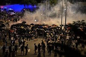 【直擊】香港大批示威者衝進立法會全過程