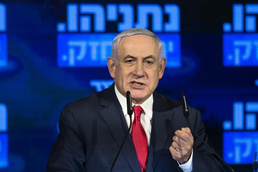 以色列遭火箭彈襲擊7傷 總理縮短訪美日程