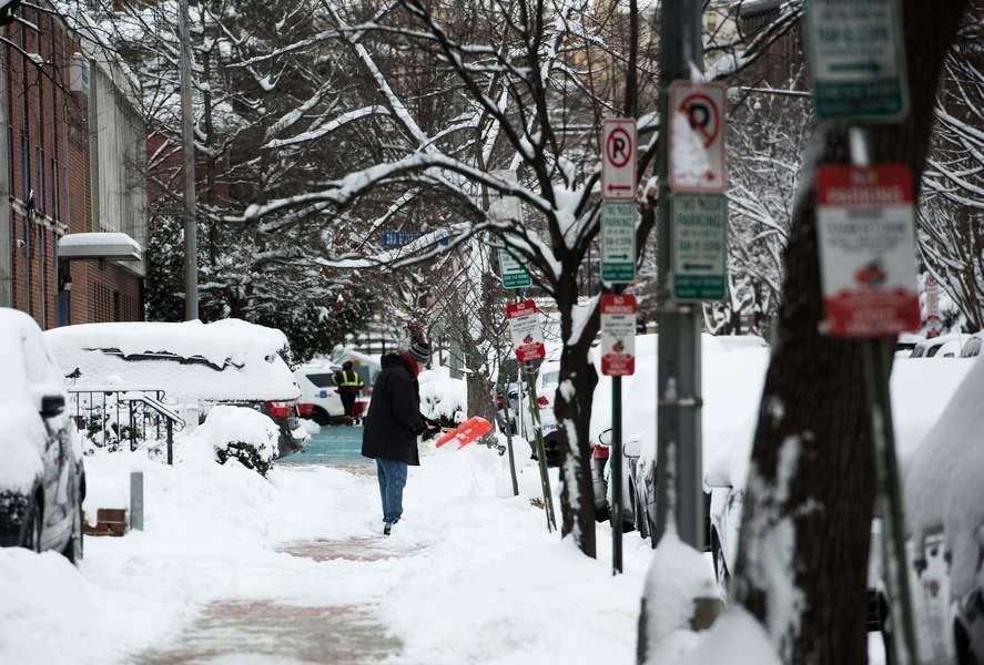 美國75%地區本周將迎來破紀錄低溫