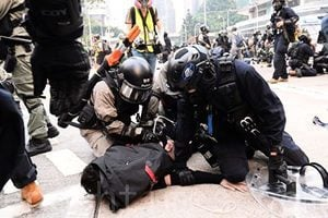 香港重大人事變動 政務司司長張建宗被免職