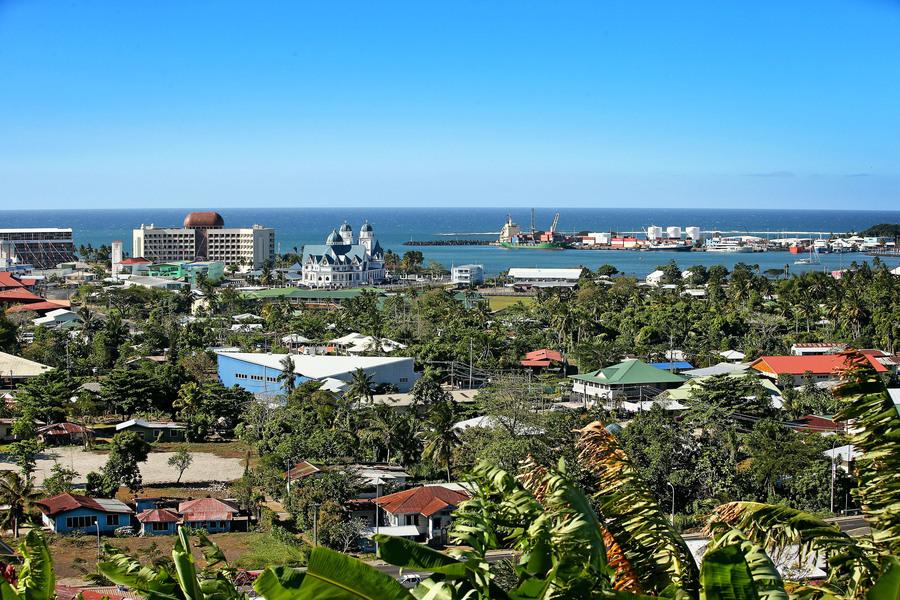 一帶一路遭唾棄 薩摩亞新總理叫停港口項目