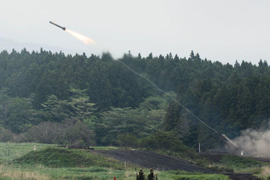 日本28年來最大規模軍演登場 10萬兵力參演