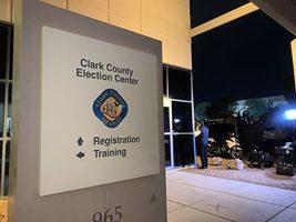 內華達州克拉克縣仍有6萬臨時選票待確認