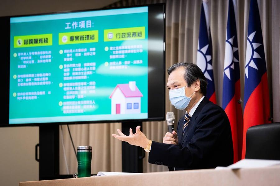 台灣援港專案兩大重點:攬才及入台後才適用
