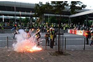 港澳辦首次對港事件發聲 外媒:更激化矛盾