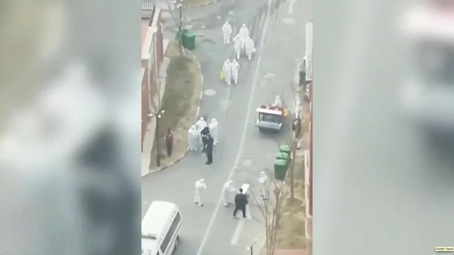 京津冀中共肺炎疫情蔓延 中共官方數據縮水