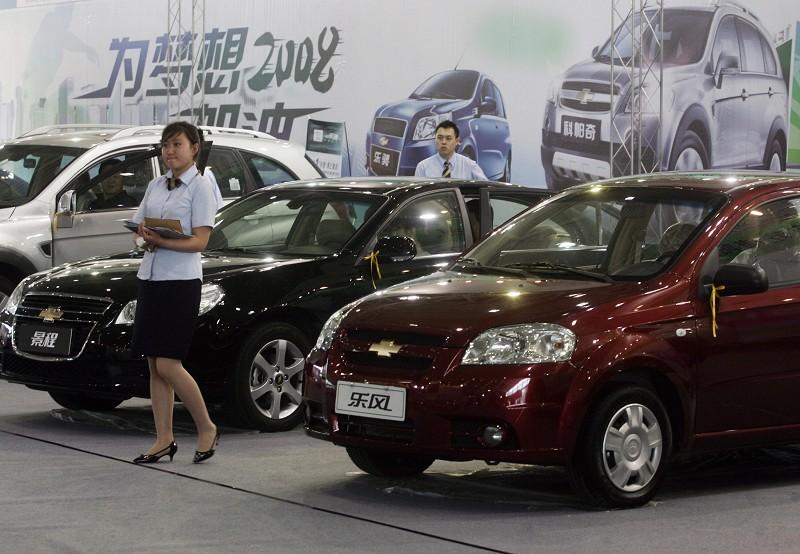 大陸2019乘用車銷量續跌 同比降7.5%