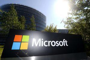 微軟財報優於預期 盤後大漲3.7%