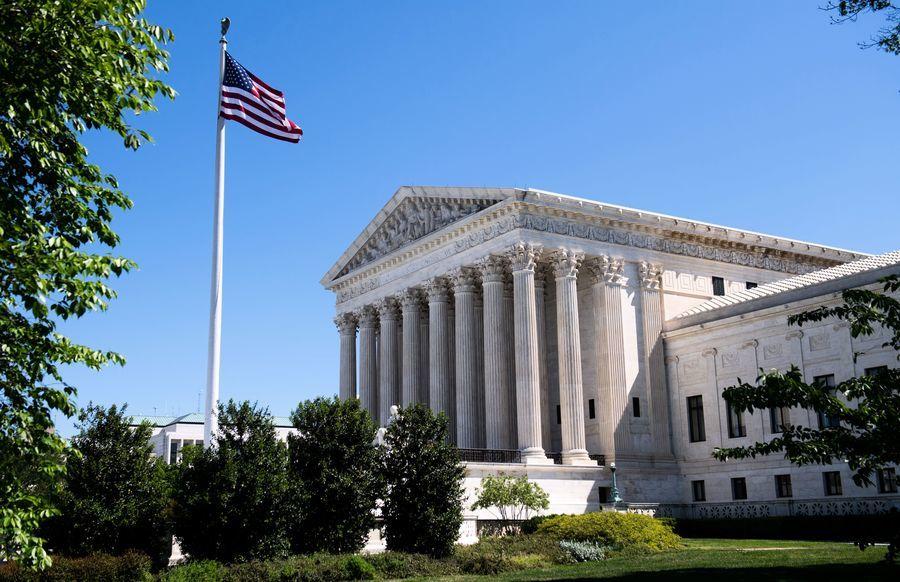 美最高院4名保守派大法官派往搖擺州