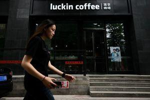 瑞幸咖啡面臨破產 股東和高管已套現