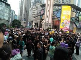 17城市數千P2P難友十一維權 警方打壓忙