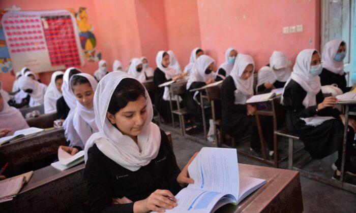 【名家專欄】塔利班接管阿富汗 婦女的災難