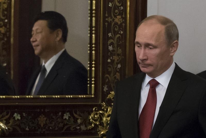 王赫:中俄關係「新時代」如何「玩」?