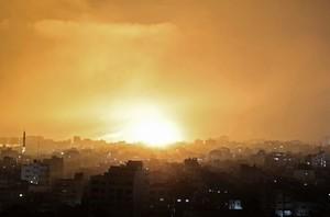 以色列對加沙地帶展開地面進攻