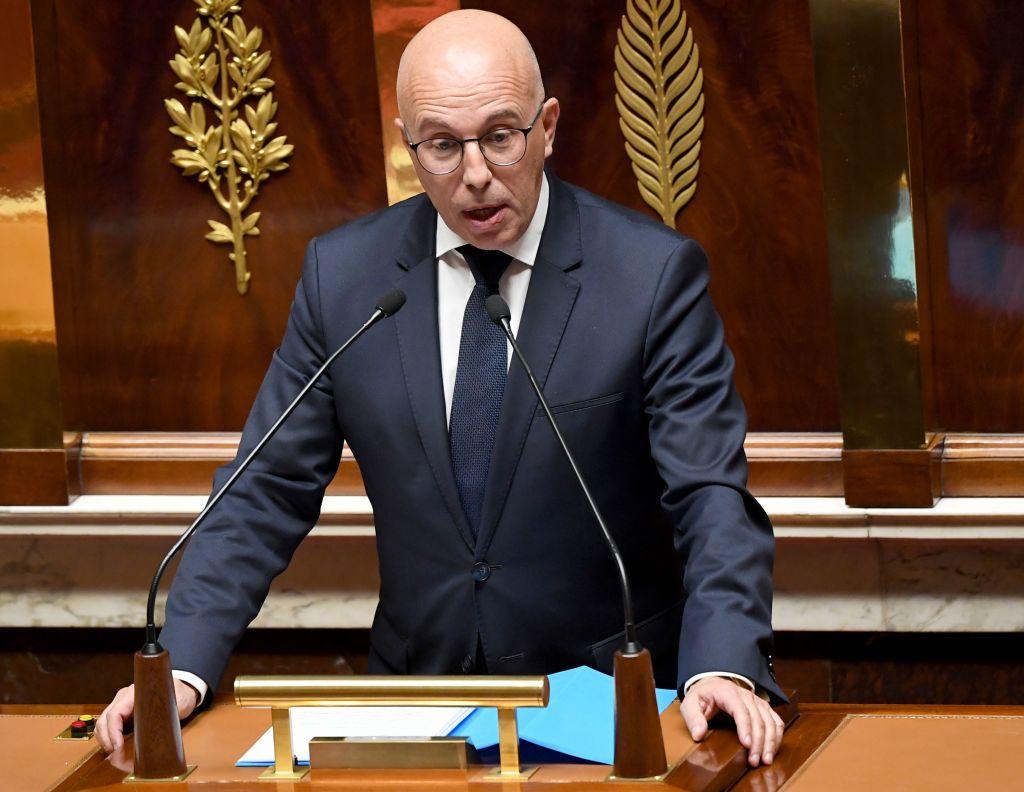 2020年4月18日,法國國民議會議員埃里克·西奧蒂(Eric Ciotti)在法國《星期日報》(JDD)上呼籲,「中共不是西方國家的同盟」,西方國家必須清醒。(ALAIN JOCARD/AFP via Getty Images)