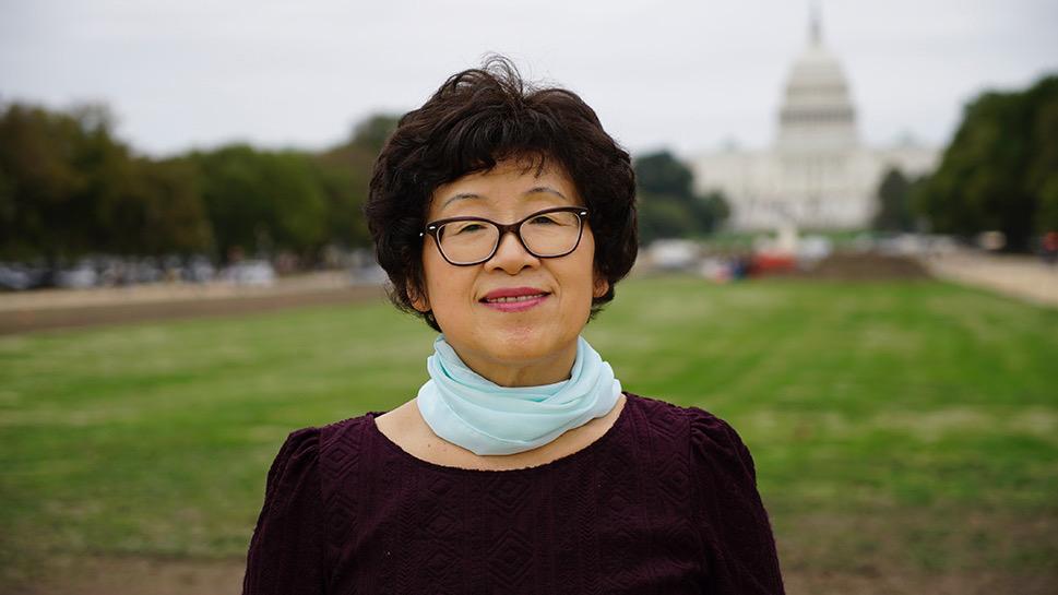 疫情期幫助社區 華裔移民獲馬利蘭蒙郡褒獎