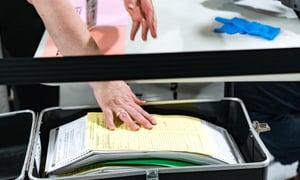 佐州又一縣監管不當 找不到缺席選票保管記錄
