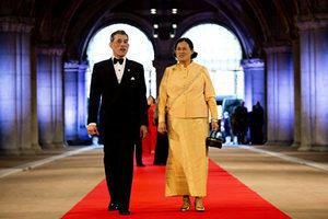 泰國王儲或下月繼位 一年後正式加冕