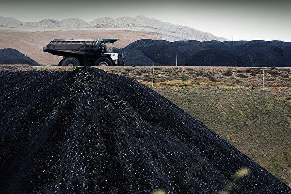 中共日前確認禁止從澳洲進口煤炭。澳洲煤炭去年12月的月出口額達到四個月來的最大金額——31.6億澳元。(Ian Waldie/Getty Images)