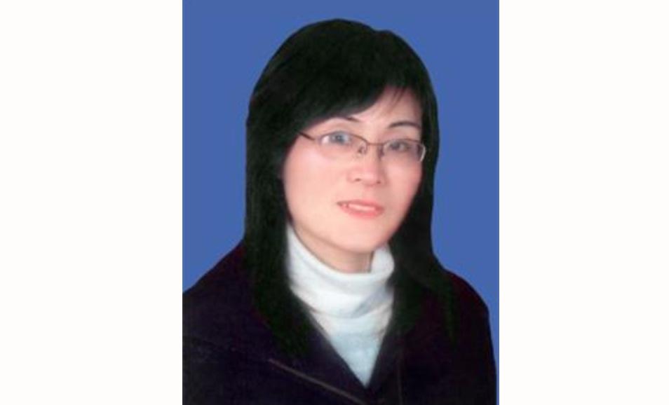 江西省南昌市中心血站護師、法輪功學員付金鳳多年遭受非法勞教、關押、判刑。(明慧網)