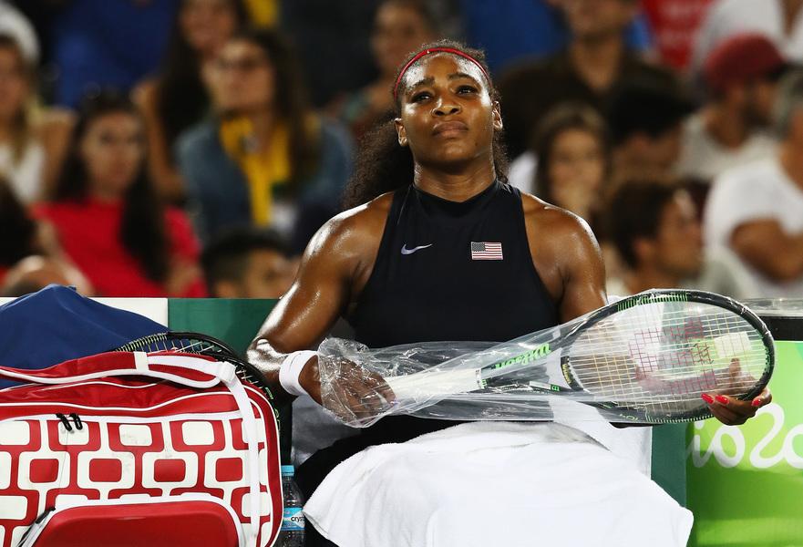 奧運網球晉級八強失利 細威意外出局