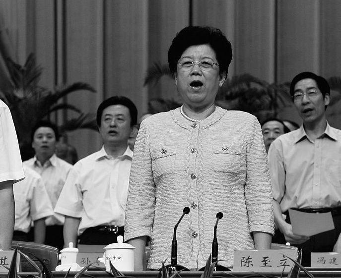 參與迫害法輪功 前中共教育部長陳至立被舉報