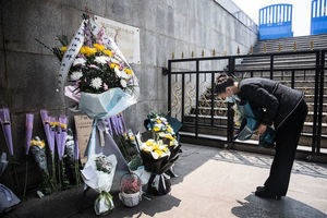 【一線採訪】武漢死者家屬籲立碑追責 遭打壓