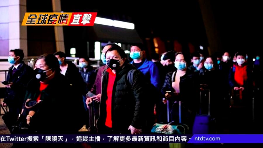【全球疫情直擊】武漢小區仍管控 死者家屬告當局