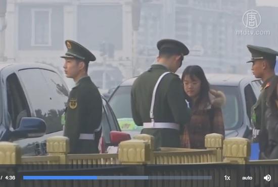 疫情之下,中共兩會即將登場,由於今年適逢中共所謂的建黨百年,北京如臨大敵。(影片截圖)