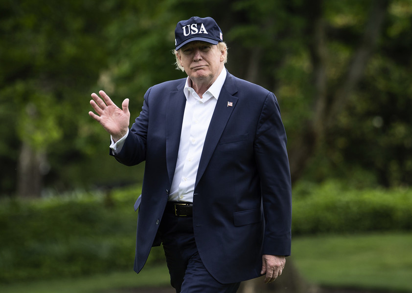特朗普批世衛是中共傀儡 認同中美關係惡化