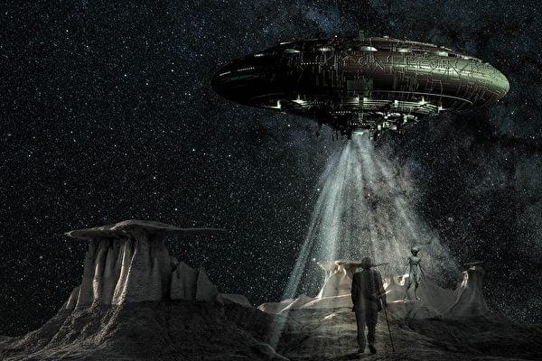 從1950年代開始,世界各地陸續傳出外星人出沒的報道,許多民眾站出來表明自己被外星人綁架,但是多數人沒有辦法清楚記憶被劫持的過程。這過程或許是有甚麼可怕的意圖不想讓人類知道?圖為示意圖。(Pixabay)