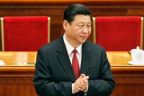 習近平檔案照。(Lintao Zhang/Getty Images)