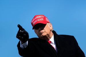 特朗普設熱線電話 讓公民舉報選舉舞弊和濫權
