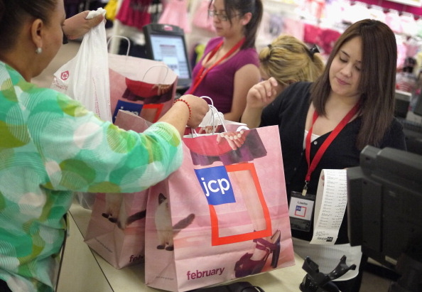 J.C. Penney。(Getty Images)