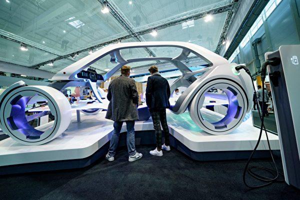 德國2021世界智能交通系統大會「體驗未來動力」