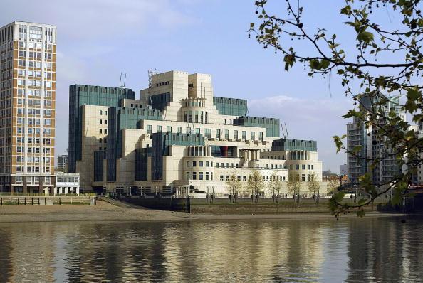 已有97年歷史的軍情六處(MI6)在外人看來非常神秘.。(Jeremy O'Donnell/Getty Images)