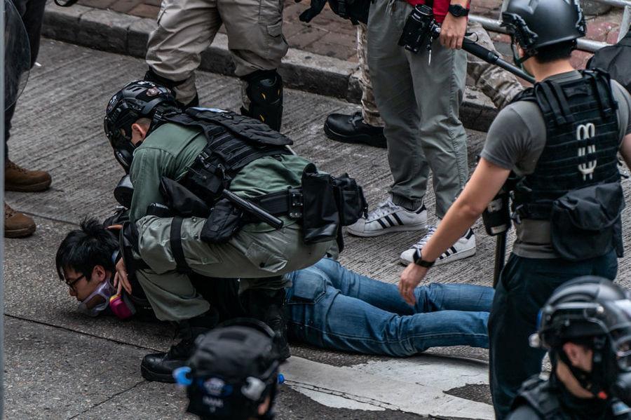 程曉容:香港國安法激化矛盾 中共引火燒身