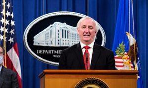傑夫‧羅森接替巴爾 擔任代理司法部長