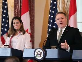周曉輝:美國表態 北京恫嚇加拿大怎收場?